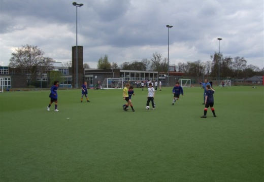 Scout Football Competition