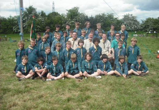 Winter Hill Scouts